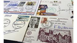 Autographes - Signatures