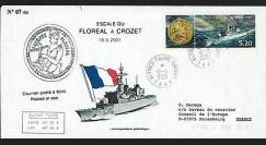 2001 - TAAF Frégate de Surveillance FS730 Floréal