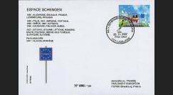PE548 - 2007 Slovénie : Elargissement de l'espace Shengen