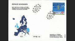 PE549 - 2007 République Tchèque : Elargissement de l'espace Shengen