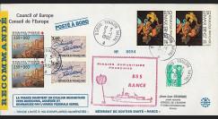BSS1R : 1992 - BSS Rance au secours de la population de Dubrovnik