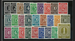ZAAS1-27 : 1946 - Zones Américaine