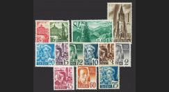 ZF1-13B : 1947 - Zone Française d'Occupation en Allemagne - Bade