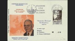 OH2aI-T4 : 1958 - Assemblée parlementaire eur. - Session Constitutive 6F Arago