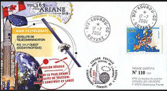 V163L type1 : 2004 - Ariane Vol 163 - plus grand satellite de télécom ANIK F2
