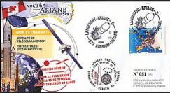 V163L type 2 : 2004 - Ariane Vol 163 plus grand satellite de télécom ANIK F2