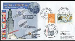 V162L type 1 : 2003 - Ariane Vol 162 satellites INSAT 3E et e-Bird