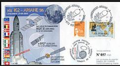 V162L type 2 : 2003 - Ariane Vol 162 satellites INSAT 3E et e-Bird