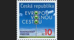 PE549N - 2007 TP République Tchèque : Elargissement de l'espace Shengen