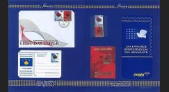 PE557AL : 2008 - Album Kosovo 'Proclamation d'Indépendance'
