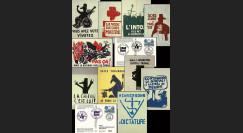 DG68-08COL : 2008 - Collection 'de Gaulle sur les murs de France'