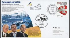 PE561 : 2008 - Referendum irlandais - non au Traité de Lisbonne