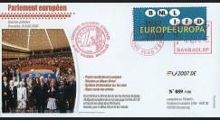 BR87 : 2007 - Visites des 18 nouveaux eurodéputés bulgares