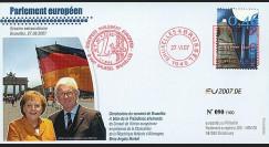 BR88 : 2007 - Conclusions sommet de Bruxelles et bilan Présidence allde