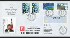 CE58IVa : 2007 - Env. recommandée visite Pdt de Turquie