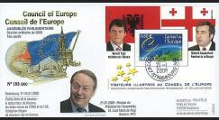 CE59-I : 2008 - FDC Election du Président de l'Assemblée