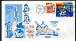 STS-2 1981 - 2e lancement de la navette spatiale américaine Columbia