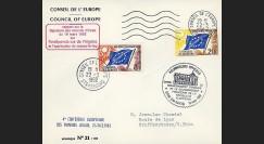ALG2 : 1962 - Signatures des Accords d'Evian et cessez-le-feu