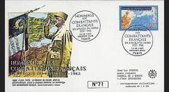 ALG7 : 1997 - Hommage aux Combattants français en Afrique du Nord