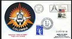 STS-3 1982 - 3e lancement de la navette spatiale américaine Columbia