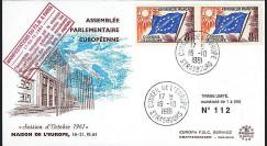 AP22A : 1961 - Assemblée parlementaire et manifestations du FNL à Paris
