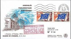 AP22B : 1961 - Assemblée parlementaire et manifestations du FNL à Paris