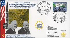 PE148A : 1987 - pli 'Schultz-Chevardnaze : accord Traité euromissiles'