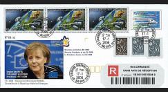 PE550a : 2008 - Recommandée 'Présidence slovène et Mme Merkel'