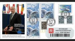 PE552a : 2008 - Recommandée '1er Ministre de Suède
