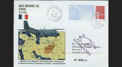 OEF-05 : 2001 - EP '1er détachement français à destination l'Afghanistan'