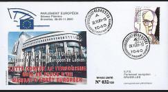 BR48-2 : 2001 - FDC 'Lutte contre le terrorisme - mandat d'arrêt européen'