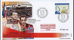 PE566 T1 : FDC Sarkozy et Barosso - Réponse unie contre la crise financière