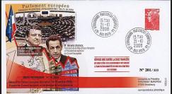 PE566 T2 : FDC Sarkozy et Barosso - Réponse unie contre la crise financière