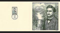 83DECA-02 : 1972 - Gravure Decaris 'Aristide Bergès 1883-1904'