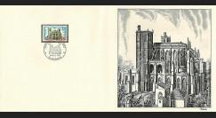 83DECA-53 : 1972 - Gravure Decaris 'Narbonne