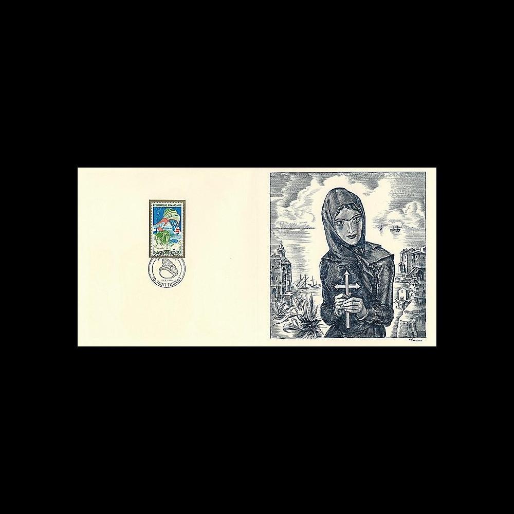 83DECA-60 : 1974 - Gravure Decaris 'Golfe de St Florent
