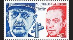 REP08-NCN : 2008 - TP Nouvelle-Calédonie '50 ans de la Ve République'