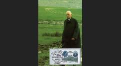 DG08-12CP : 2008 - Carte de Gaulle en Irlande 'Inauguration salles franco-alldes'