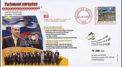 BR98 : 2008 - FDC Bruxelles 'Bilan Présidence slovène de l'UE'