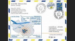 A380-61 T1 : 2008 - PAP 'Mission humanitaire Airbus A380 en Chine'