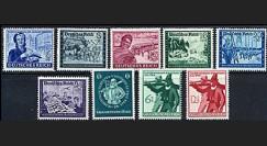 DR44-888-93 : 1944 Fédération des Postiers du Reich