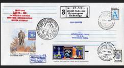ZARYA-4 : 1998 - lancement du 1er module russe «FGB-ZARYA»