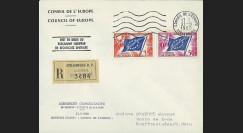 CE12-IIa T2 : 1960 - RECO 'Mise en route programme eur. de recherches spatiales'