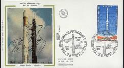 AR 1L : 1979 - FDC 'Ariane - Salon International du Bourget'
