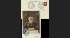 W2-FR552-B3 : 1944 - CM  'Portrait nu-tête - 88 ans Mal Pétain' YT 552