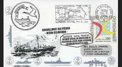 91NAV-FR12 : 1994 - Pli naval 'Patrouilleur P680 STERNE'