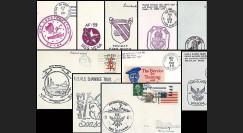91NAV-US10 : 1960-80 - 10 plis 'US NAVY' - Marine américaine