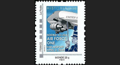 OTAN 09-4N : 2009 - TPP 'Air Force One - Sommet OTAN' - Monde