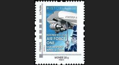 OTAN 09-4N : 2009 - TPP 'Air Force One - Sommet OTAN' - Monde