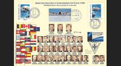 OTAN 09-8 : 2009 - Maxi FDC 'Sommet OTAN - chefs d'Etat' - Monde